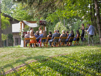 garden venues for outdoor weddings and events