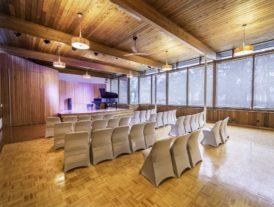 recital in brigham ballroom