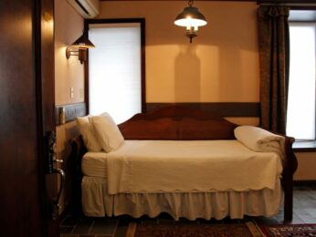 Courtyard Room, Stone Chalet Bed and Breakfast Inn and Event Center