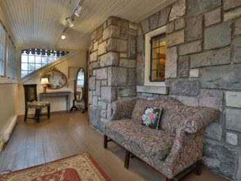 Porch Room, Stone Chalet Bed and Breakfast Inn and Event Center