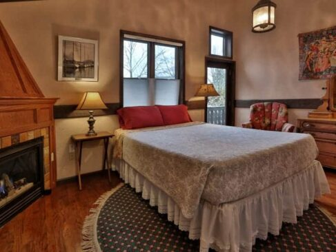 Parsonage, Stone Chalet Bed and Breakfast Inn and Event Center